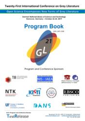 GL21 Conference Program Book